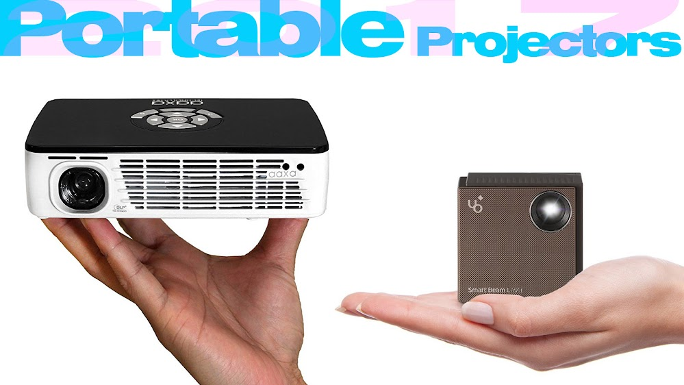 Top 10 portable projectors 2017 design crafts com for Best portable projector