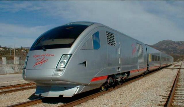 High Speed Talgo Train To Go for Test Run On Delhi-Mumbai Route Soon