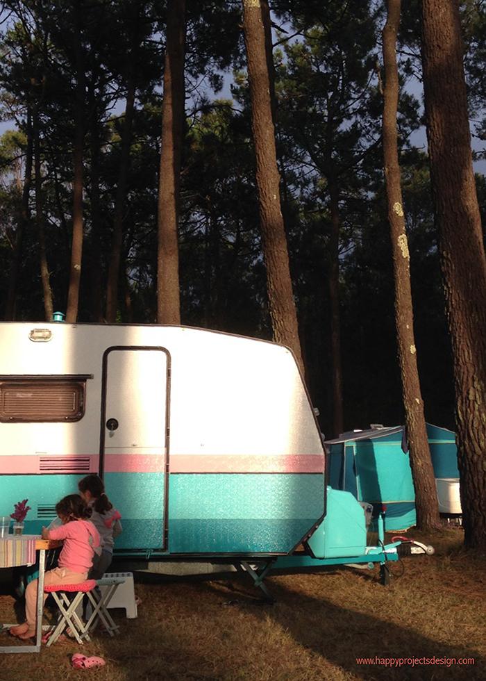 Cool camping: camping sisargas