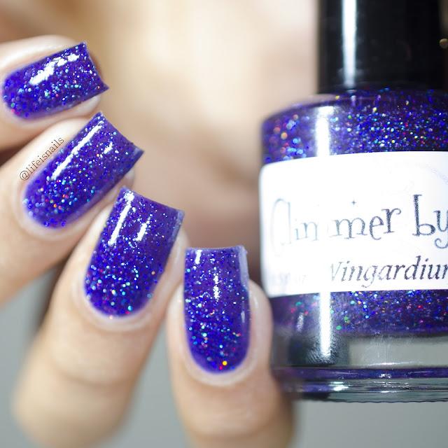 Glimmer By Erica Wingardium Leviosa