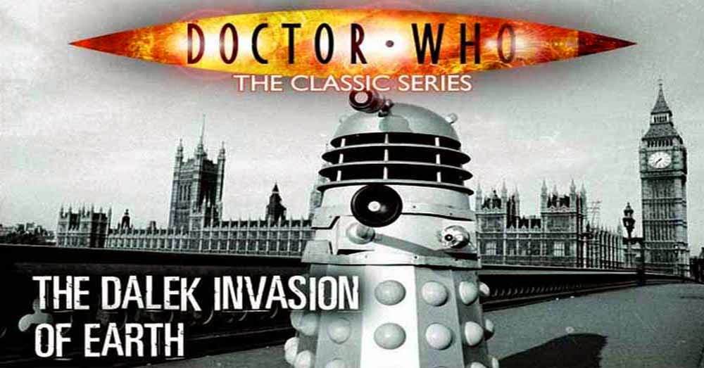 Doctor Who 010: The Dalek Invasion of Earth