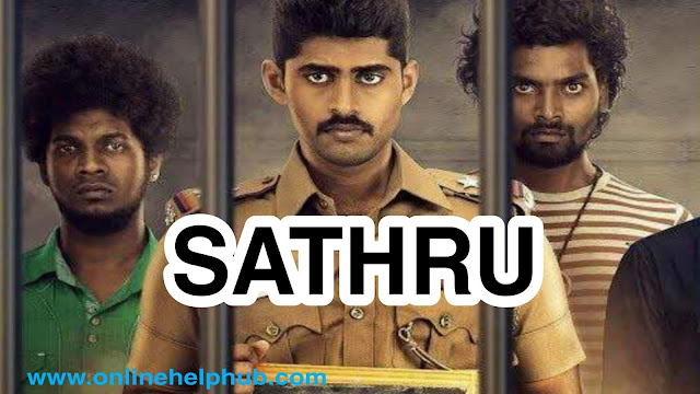 Watch and download Latest upcoming new Tamil movie sathru review on Tamil rockers