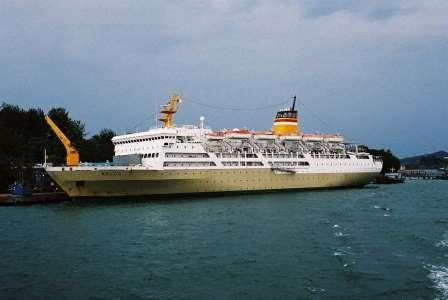 Jadwal Keberangkatan Kapal Pelni Kelud