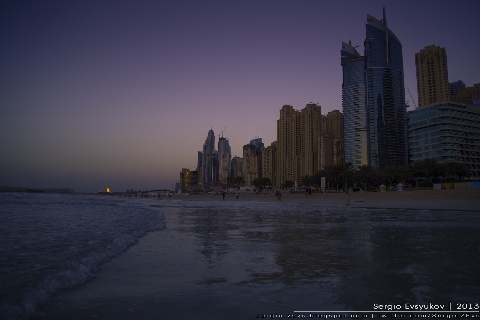 Arabian Gulf in the UAE