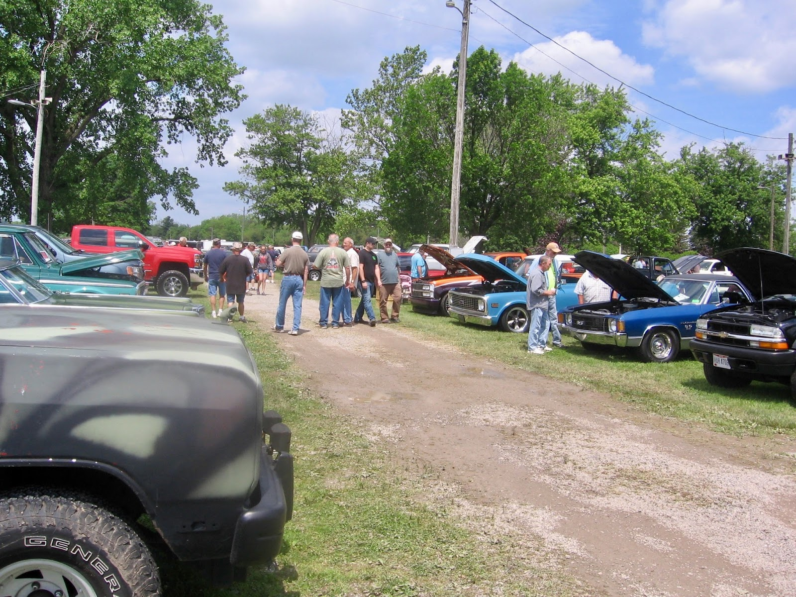 lima ohio auto parts swap meet