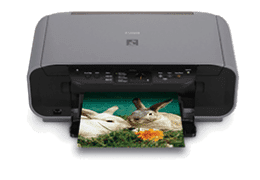 Image Canon PIXMA MP160 Printer Driver