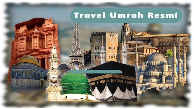 Travel Umroh Resmi 2020