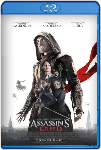 Assassin's Creed (2016) HD 1080p Latino