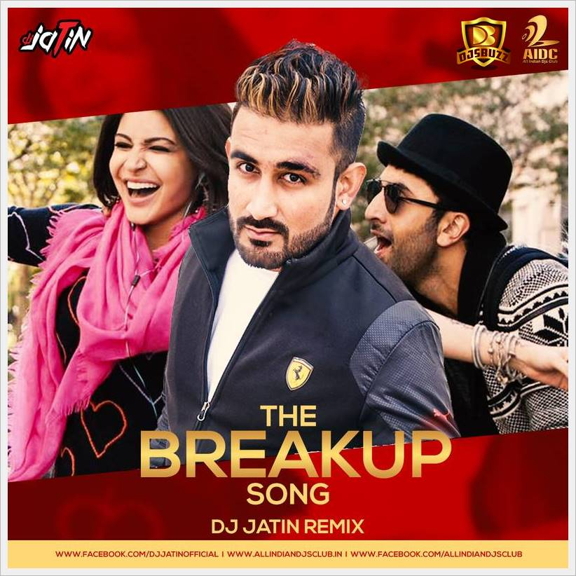 the breakup song - 822×822