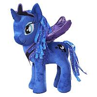 "MLP Princess Luna 12"" Hasbro Plush"