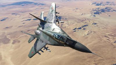 mig 29 Digital Combat Simulator