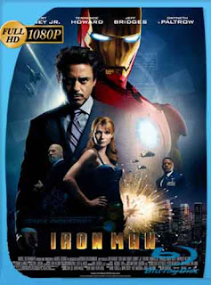 Iron Man 1  2008 HD [1080p] Latino [Mega] dizonHD