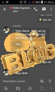 BBM Mod Blogger v2.13.1.14 Apk