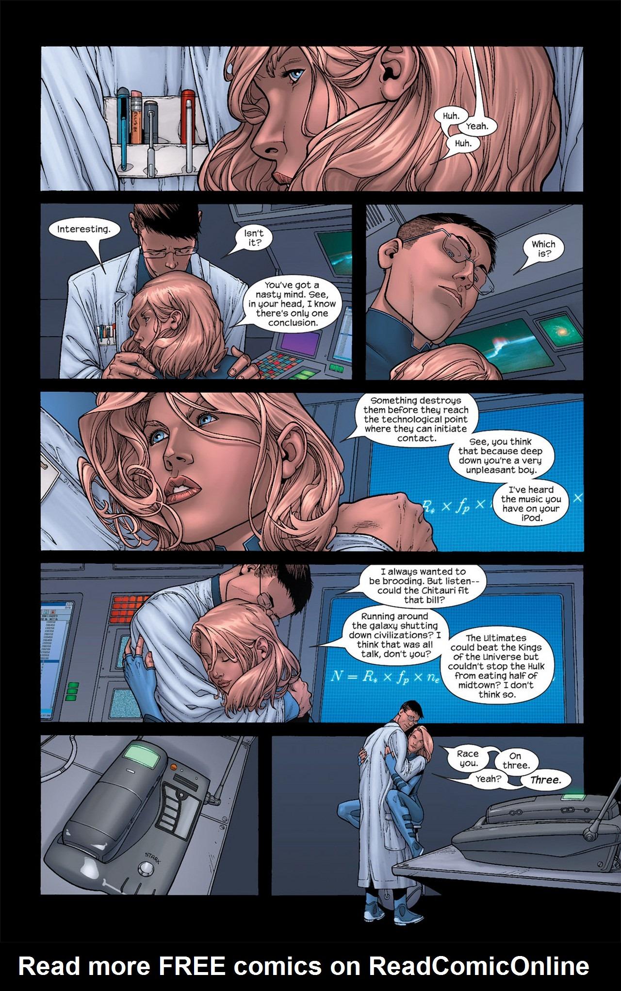 Read online Ultimate Secret comic -  Issue #2 - 17