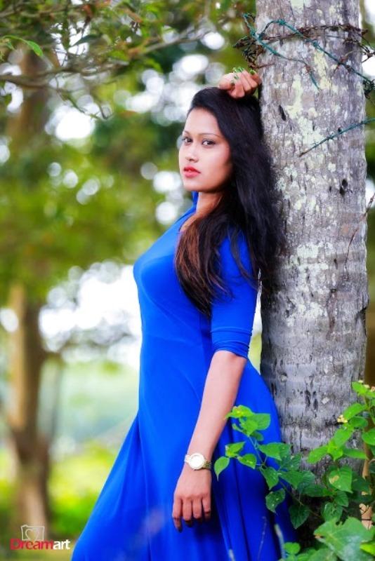 Sri Lankan Hot Models