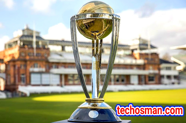 ICC World Cup Cricket 2019 Schedule and Squads-Tech Osman