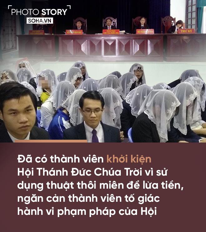 10 biểu hiện đáng sợ của 'Hội Thánh đức Chúa trời' - Ảnh 10