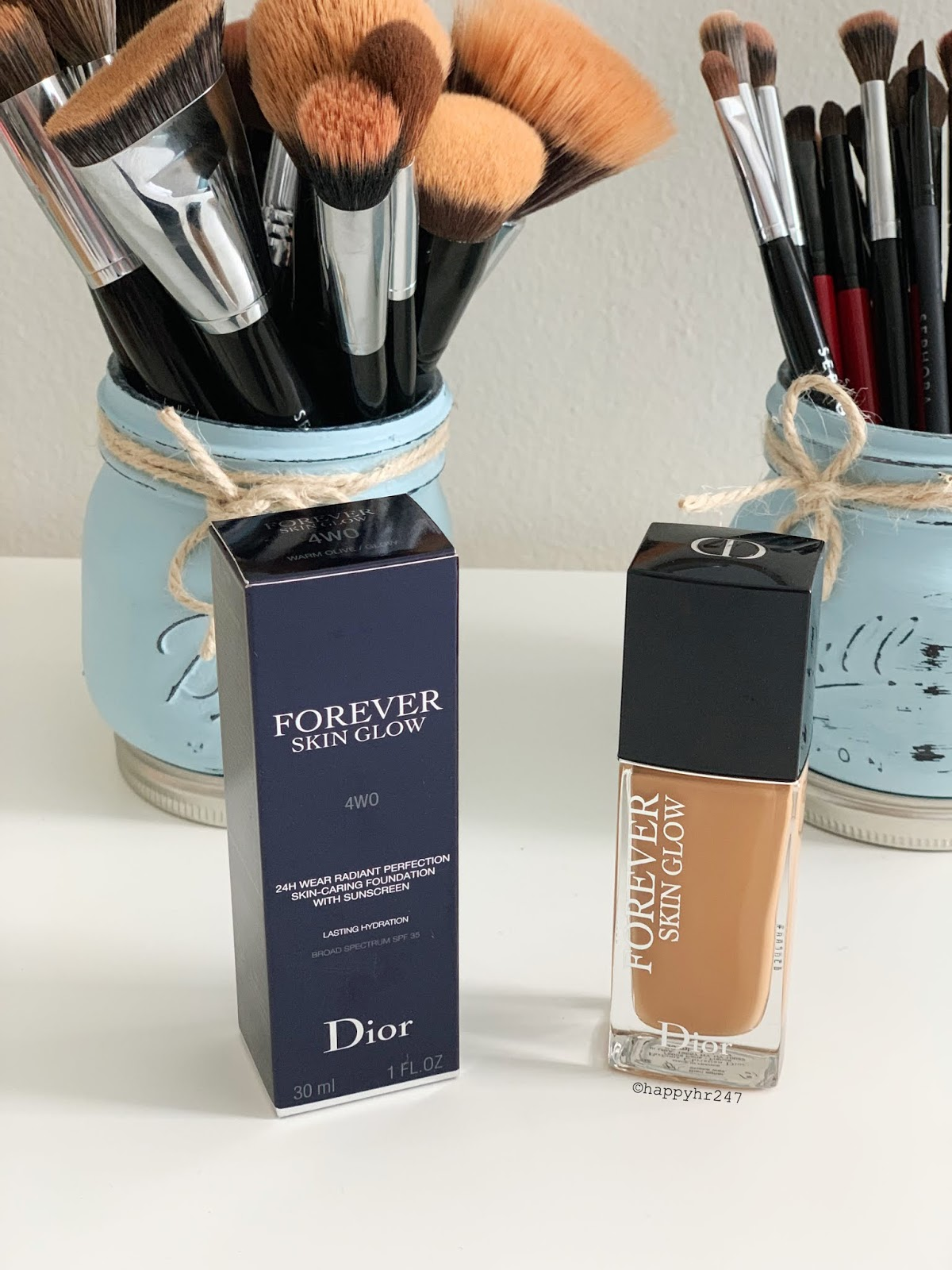 Product Review | Dior Forever Skin Glow 24hr Wear Radiant
