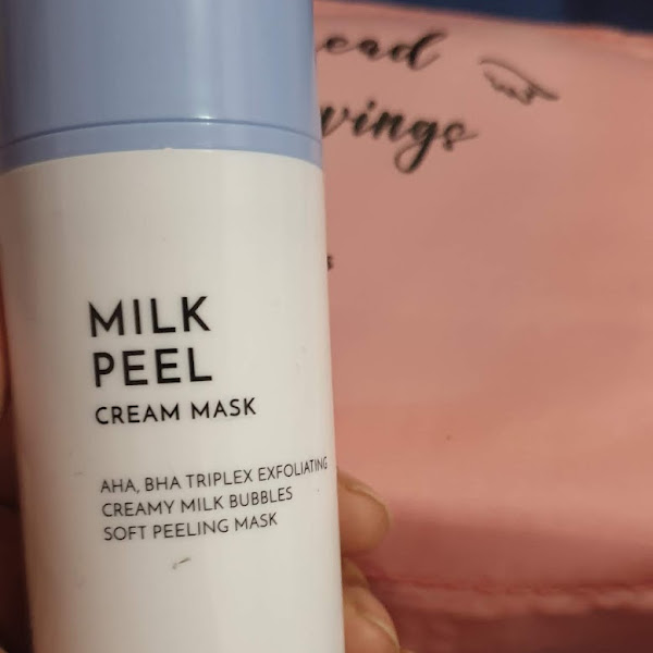 Review Milk Peel Cream Mask