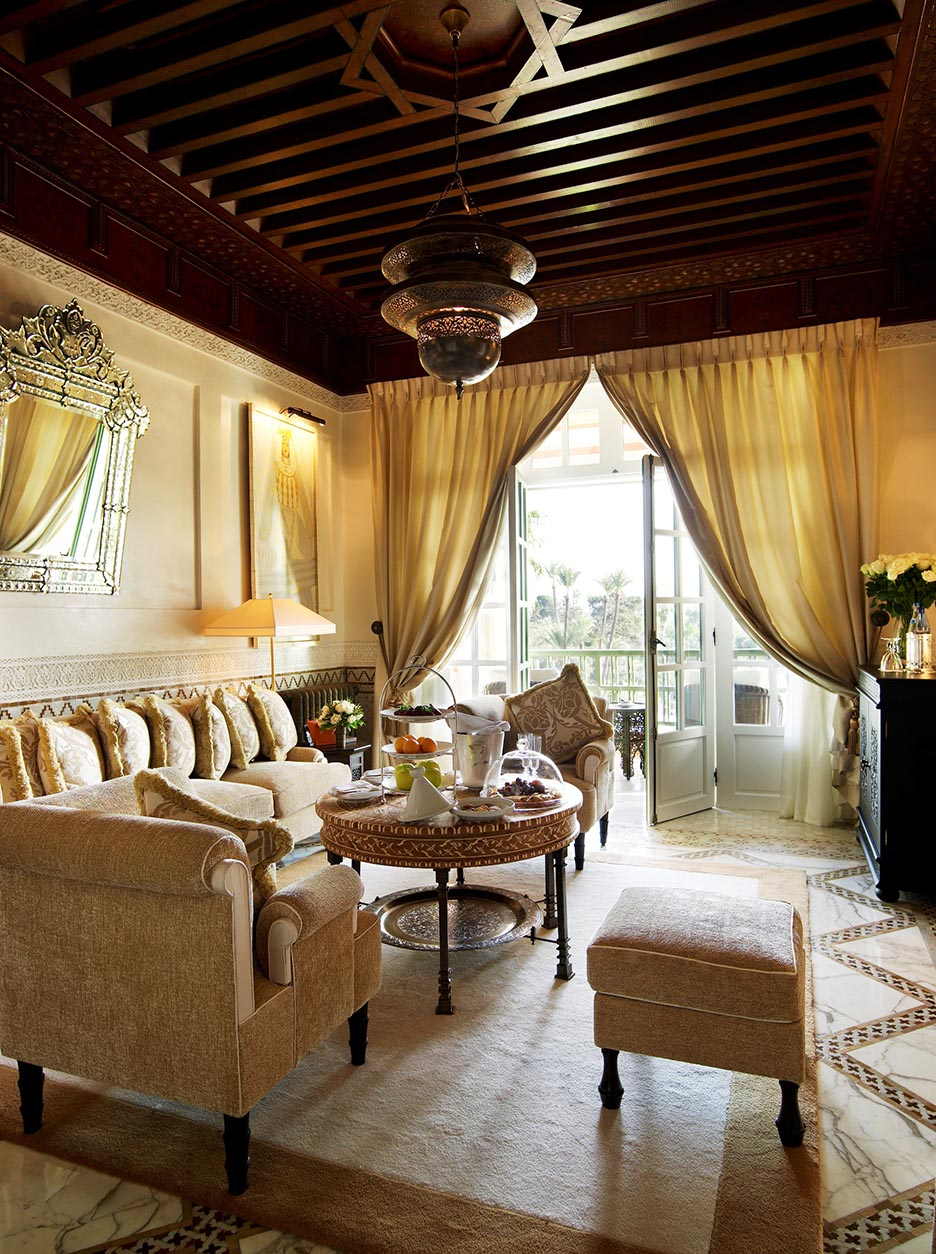 The Style Saloniste Return To Marrakech The Dream Of La