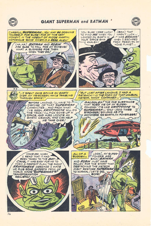 Read online World's Finest Comics comic -  Issue #161 - 77