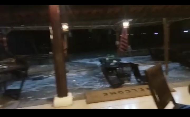 Bukan Hoax! BMKG Akui Terjadi Tsunami di Selat Sunda