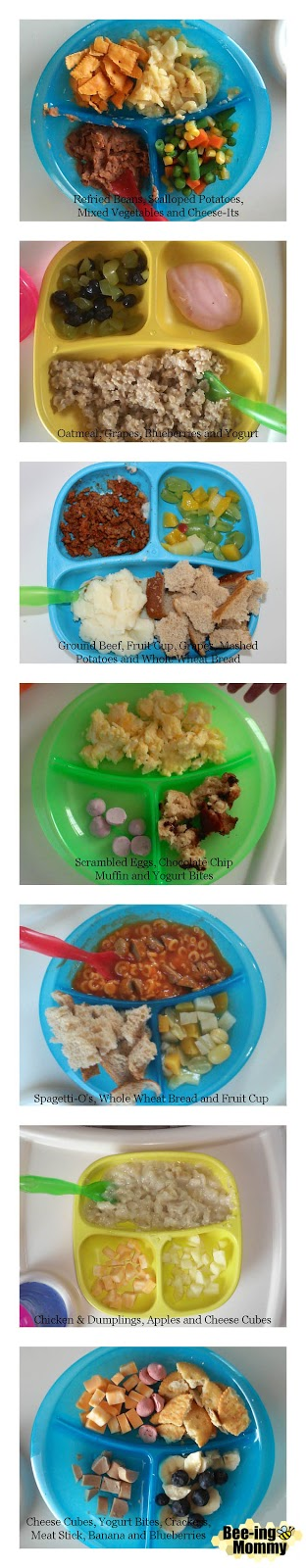 Bee ing mommy blog food ideas feeding a one year old feeding a one year old toddler meal ideas one year old food ideas forumfinder Choice Image