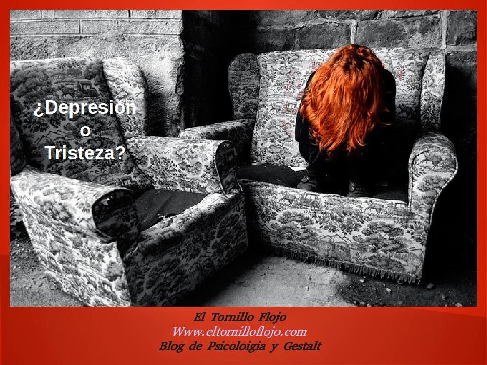 Emociones, Gestalt, Psicologia, Aida Bello Canto, Depresion, tristeza