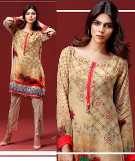 So Kamal Silk Tunics Collection 2017-2018
