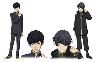 Yuuki Kaji como Shin Hazama (izquierda) / Jin (derecha)