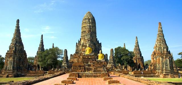 Cẩm nang du lịch tại xứ sở chùa vàng Thái Lan - Tour du lịch Thái