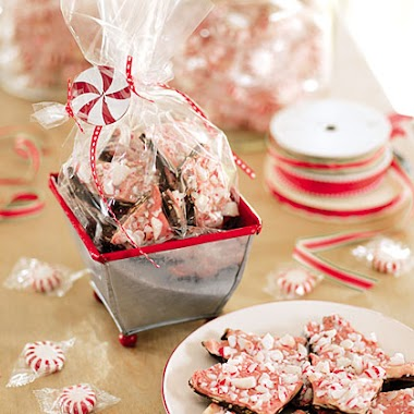 Chocolate Peppermint Bark Recipe