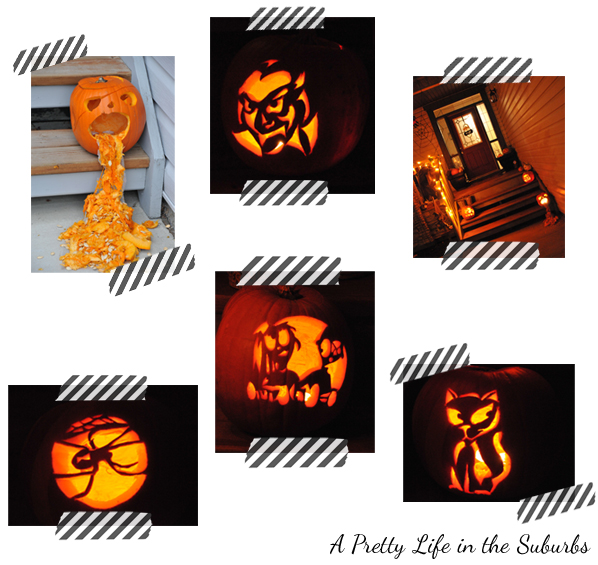 Carving Pumpkins: Pumpkin Carving Ideas