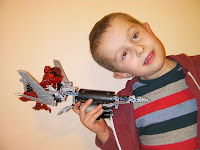 lego bionicle vultraz 8698 mistra jet booster ball shooter