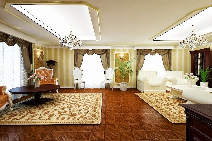 Design interior - Design living clasic - Brasov