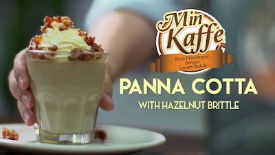 Panna Cotta Min Kaffe, Resipi Panna Cotta Min Kaffe, Min Kaffe, Agen Min Kaffe, Agen Min Kaffe Kajang, Agen Min Kaffe Bangi, Agen Min Kaffe Putrajaya, Agen Min Kaffe Nilai