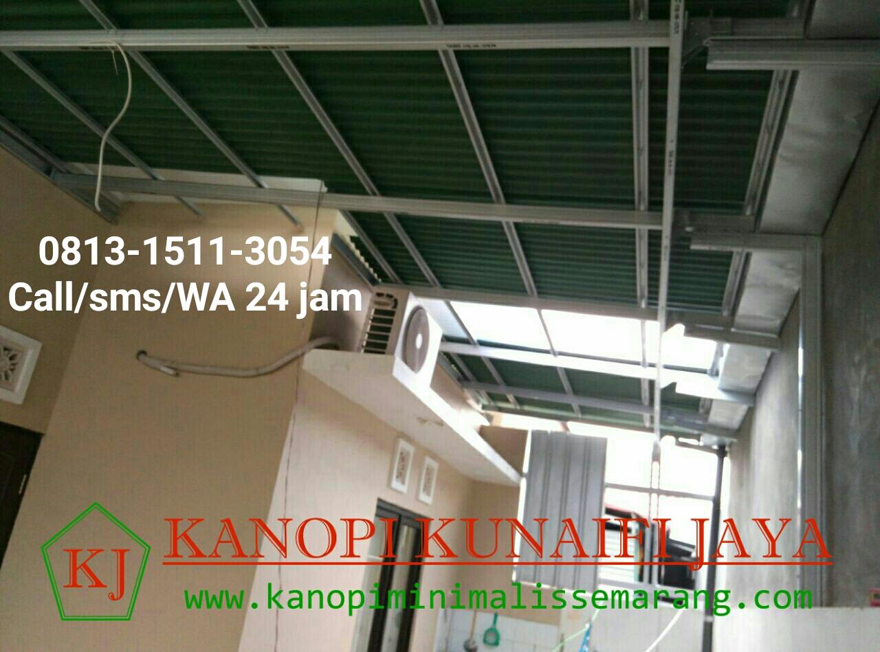 Harga Kanopi Baja Ringan Di Malang 0813 1511 3054 Spesialis Canopy Taso Semarang