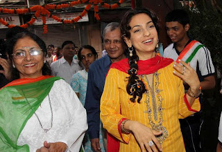 Juhi Chawla celebrates Independence Day