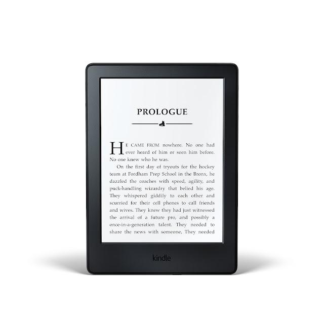 Amazon.ca présente aujourd'hui la toute nouvelle Kindle