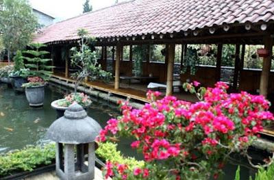 Wisata Pring Pethuk Kebun Bunga Sidomulyo Malang