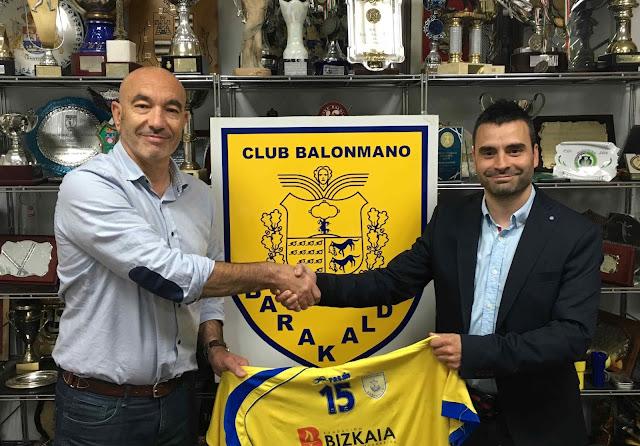 Fernando Herrero nuevo entrenador del CB Barakaldo