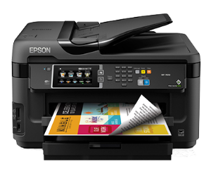 Epson WorkForce WF-7610 Printer Driver Downloads & Software for Windows