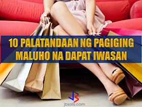 """Why living luxuriously can be bad for your future? For the typical Filipino worker, finding a job is difficult unless you have the education and training to fit the job, otherwise, you will end up waiting for months or even years to actually find a job. Filipinos often fall to the one-day-millionaire syndrome, meaning, when they got a chunk of money either from their salary or other sources, they tend to spend it for leisure, partying, shopping and other things for their enjoyment without thinking that they need to save for their future. Luxurious spending  can harm both your wallet and your future.  We gathered 10 reasons on how to determine if you are living luxuriously for you to be aware of it and avoid it for your own good.   1. You spend all your salary without being able to settle your credit card bills and paying your debts.  2. You are fond of buying branded stuffs like clothes, shoes etc. just to be """"in"""" or look """"cool"""".  3.You are struggling with your daily expenses and yet still indulge yourself to partying for more than once in a week.  4.Buying gadgets and  things that you don't really need especially things that the value easily deteriorate.  5.You are always choose cozy and expensive restaurants so that you can post a new """"foodporn"""" photos on social media that people may actually think that you are rich, without having any savings.  6.You travel a lot to the extent that you spend all of your money even your emergency funds just to make that tour. You value travelling more than saving.  7. Your every celebration needs to look like a feast everytime even if it means you'll be plunging into neck-deep debt.  8.False generosity. You always show-off, throwing a party, sponsoring a drink or dinner with friends and spending all your savings while doing it.  9. Saving for the future is not on your vocabulary. You do not bother yourself in finding ways to save money.  10. You are financially illiterate. All you know is that money is made for spending. So little"""