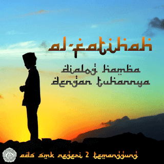 Al-Fatihah, Dialog Hamba Dengan Tuhannya