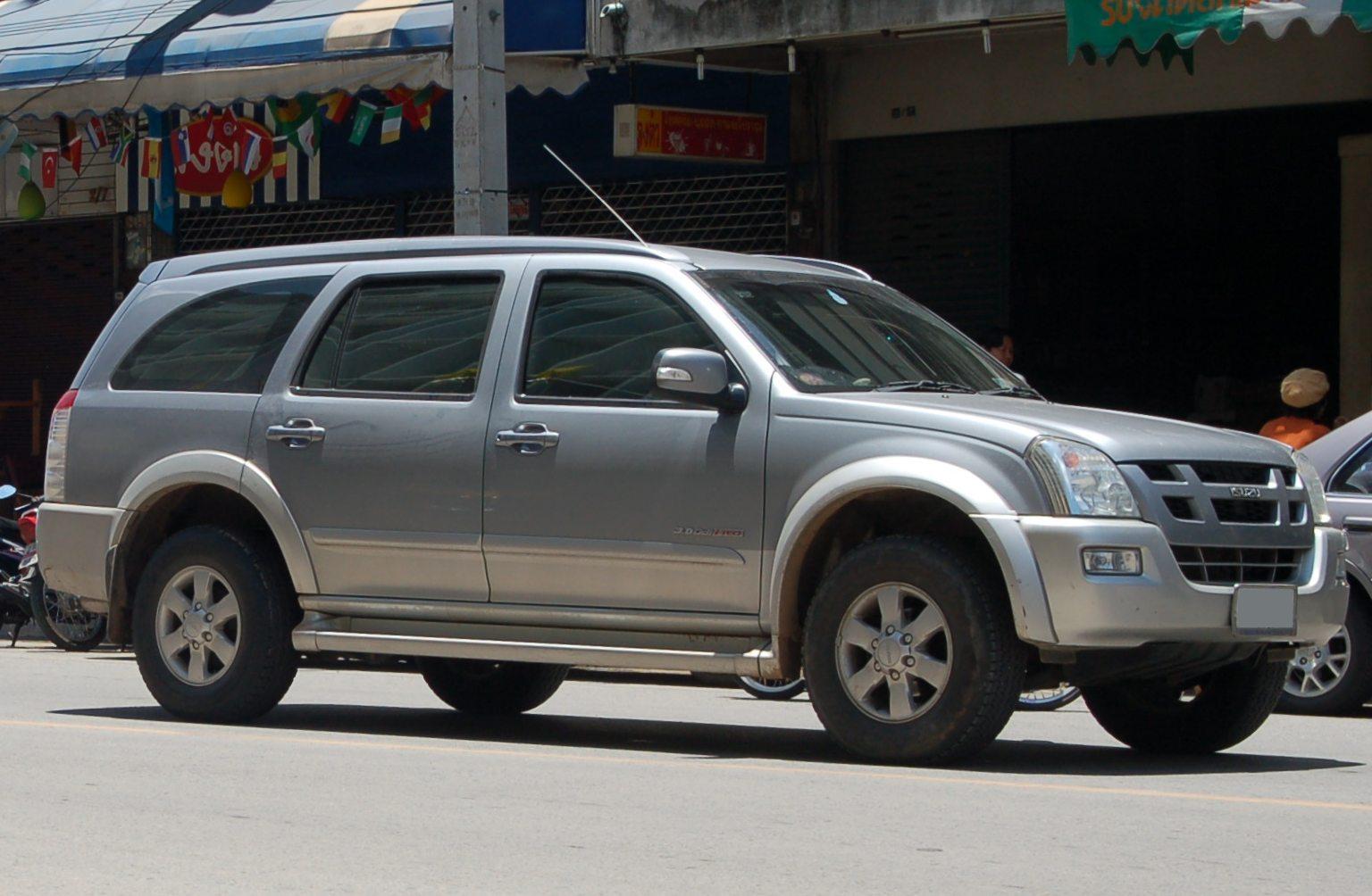 auto sport tuning: 2012 Isuzu MU7 cars prices
