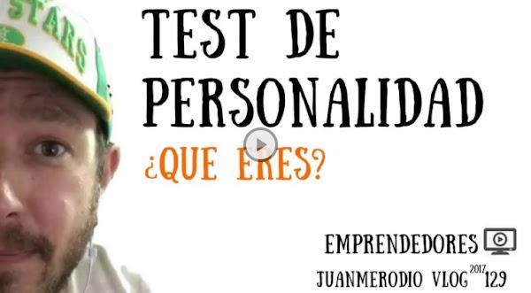 Test de Personalidad (Soy Protagonista)