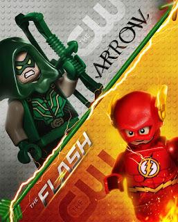"""""""Arrow"""" / """"The Flash"""""""