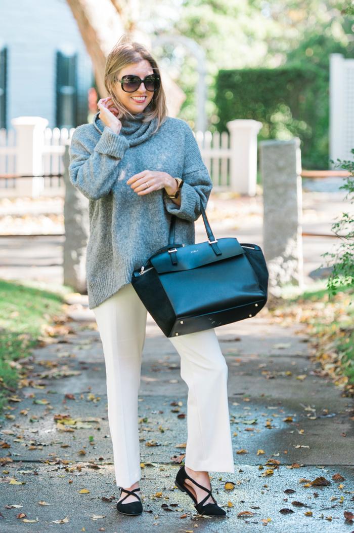 Ann Taylor Refined Kick Crop pants