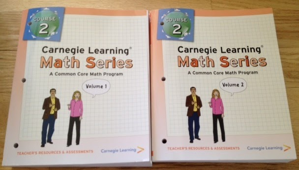 Middle School Math Rules!: Carnegie Learning Math