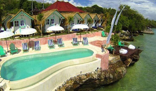 Hotel Le Pirate Beach Club Nusa Ceningan
